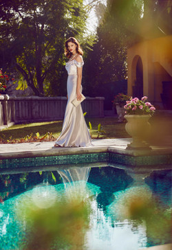 Magical Bridal Photo Location in L.A
