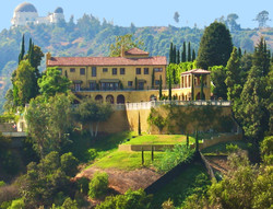 Villa Rental by Griffith Observatory