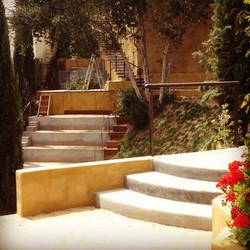 Hillside Terrace Garden Los Angeles