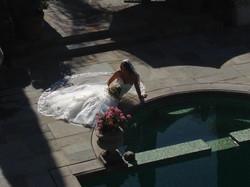 Wedding photo location in Los Feliz