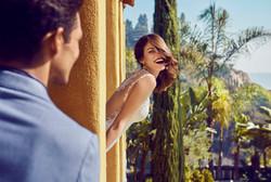 L. A. Bridal Photo Shoot Location