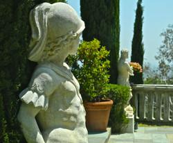 Classical Garden in Los Angeles
