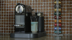 N'Espresso Machine w/ Free Coffee