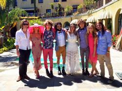 Small Los Angeles Wedding Elopement