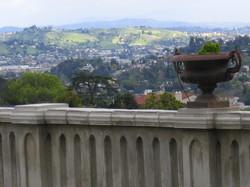 Hilltop Views East towards Pasadena