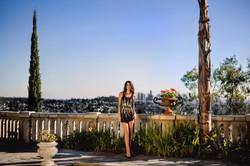 Downtown Los Angeles Skyline Views