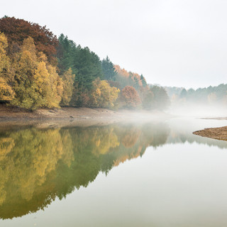 Ardingly Reservoir in Autumn