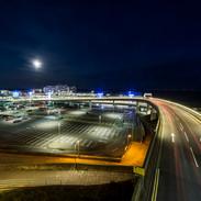 Brighton Marina at Night