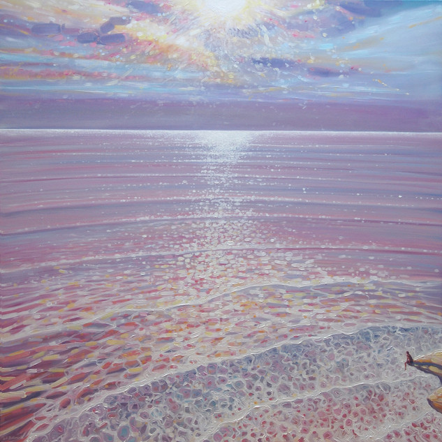 A new perspective seascape