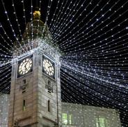 Brighton Clocktower at Christmas I