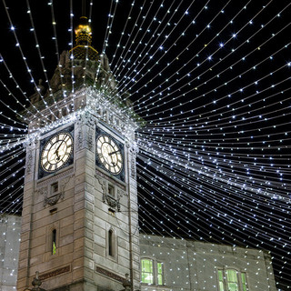 Brighton Clocktower at Christmas I