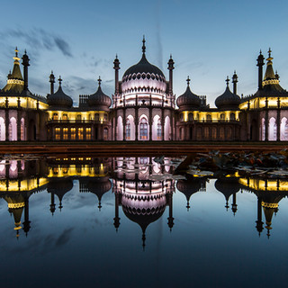 Royal Pavilion at Twilight