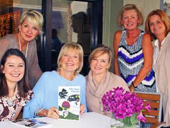 Ponte Vedra Beach author shares sweet road to happiness