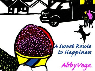 SNO-CONE DIARIES: LOCAL ABBY VEGA RELEASES HER FIRST BOOK
