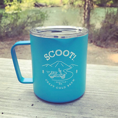 12oz Scoot! Camp Cup - MiiR Double Wall Vacuum Insulated