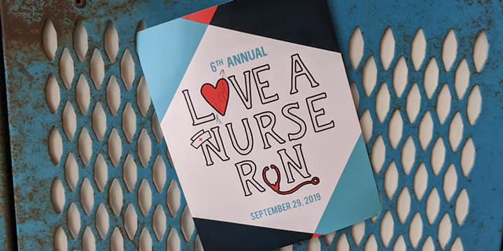 Love a Nurse Run
