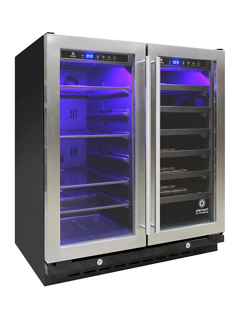 30-Inch Wine & Beverage Cooler