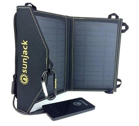 SunJack 7W+4000mAh Battery