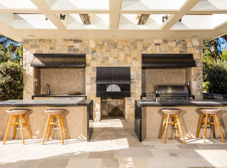 Outdoor Living Features Spark Interest