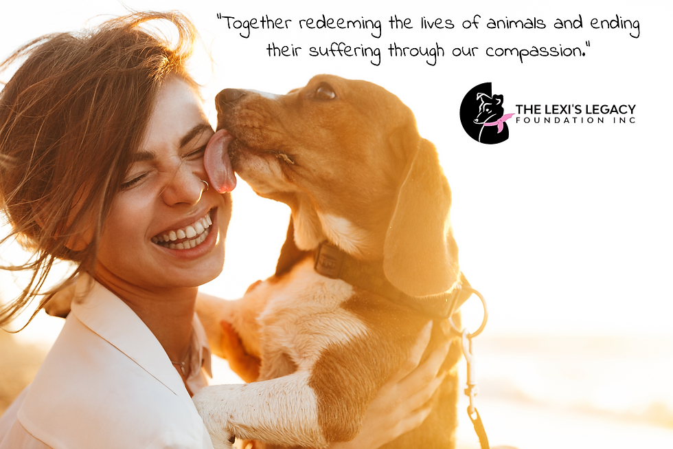_Together redeeming the lives of animals