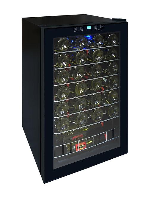 48-Bottle Touch Screen Wine Cooler CEC