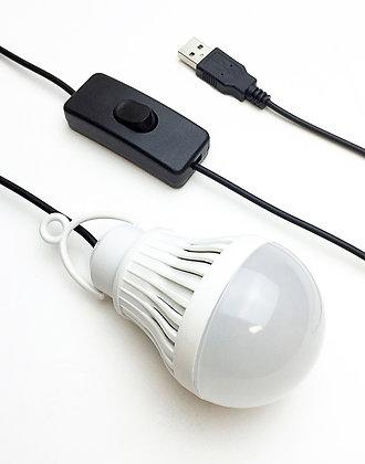 CampLight™ USB Bulb