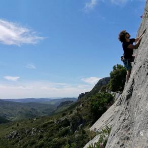 Reprise de l'escalade en falaise : Actualités COVID-19