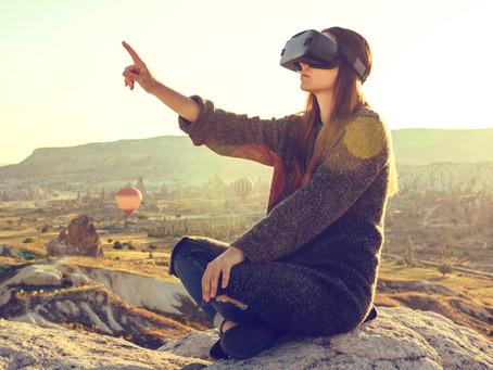 自宅で現地体験!VR旅行の魅力