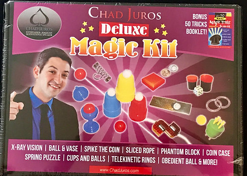 Official Chad Juros Deluxe Magic Kit