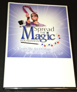 Learn The Art of Magic with Chad Juros