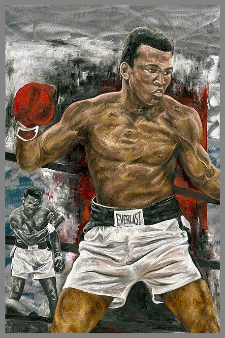 """Muhammad Ali """"Tenacious"""""""