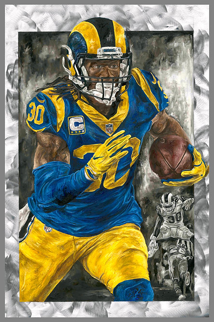 """Todd Gurley """"Whatever It Takes"""""""