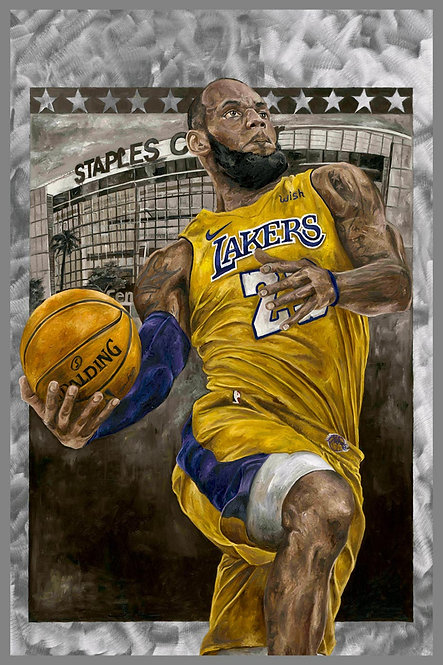 "LeBron James ""Rising Above"""