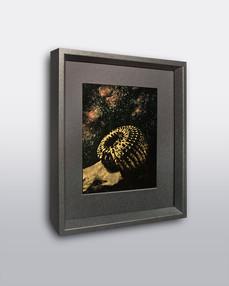 Framed piece