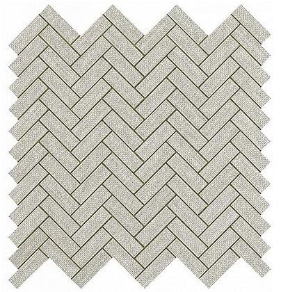 Pearl Herringbone Wall 32,4x32,4