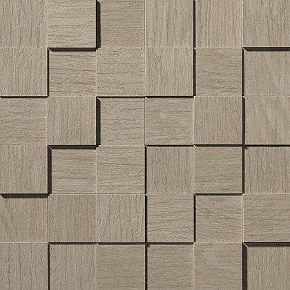 Bord Cumin Mosaico Square 3D