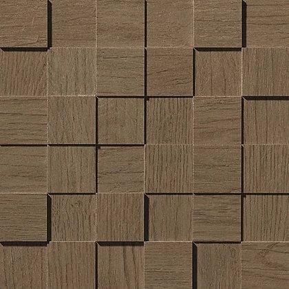 Bord Cinnamon Mosaico Square 3D