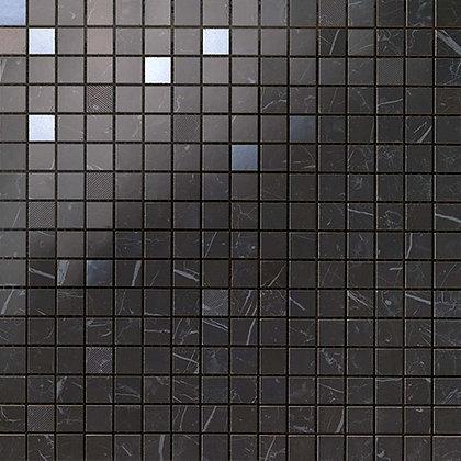 Nero Marquina Mosaic Q