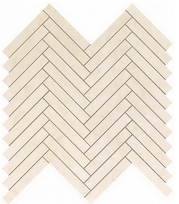Cream Prestige Herringbone Wall