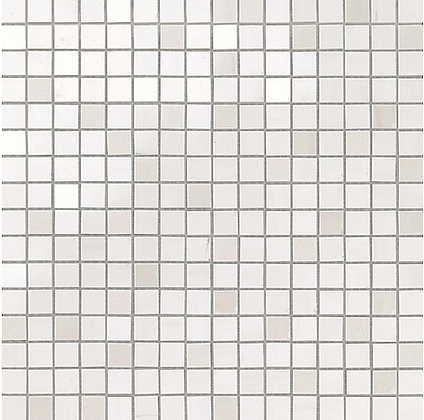 Bianco Dolomite Mosaic