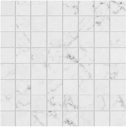 Carrara Pure Mosaico Matt Матовая