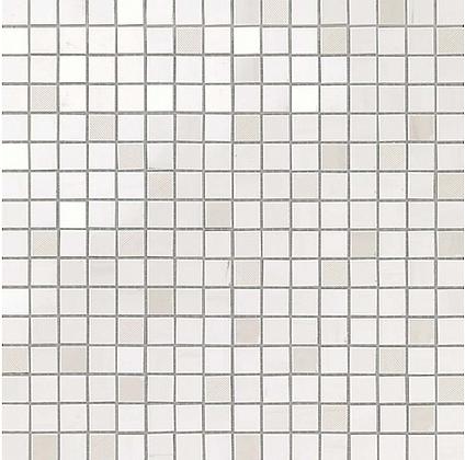 Bianco Dolomite Mosaico Lappato