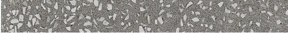 Terrazzo Grey Listello Lapp Лаппатированный