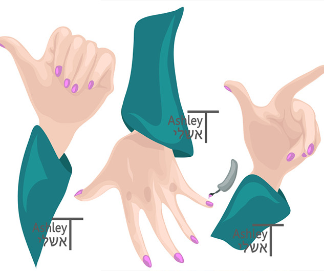 Stylised Hands