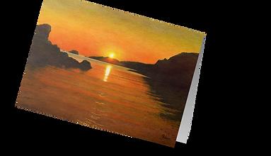 Sunset transparent card.png