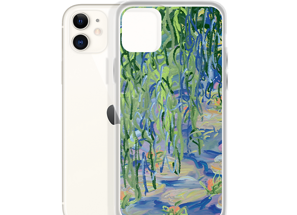 """Water Lily"" 00.5 iPhone Case"