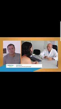 En el Programa Hablemos de Salud en Canal 10.