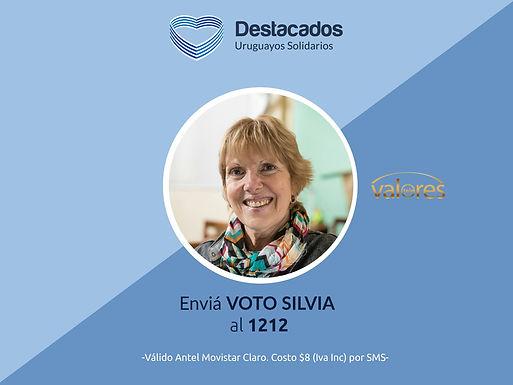 Voto Silvia al 1212