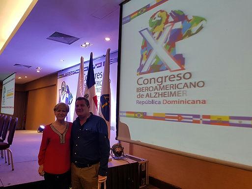 Participacion del Congreso en República Dominicana.
