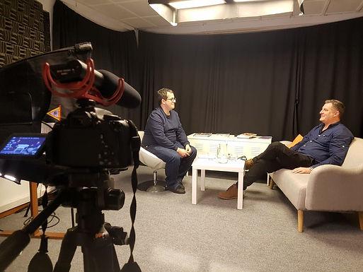 Reportaje en Montevideo.com con Gerardo Pilatti